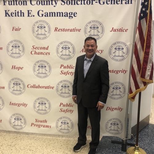 Bosco Cole Keith Gammage Fulton County Solicitor General